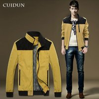 Cheap Fashion Men's Clothing Korean Autumn and Winter Outdoor Jacket New 2014 1014007