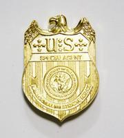 Wholesale The United States waist hanging badge badge NCIS Badge