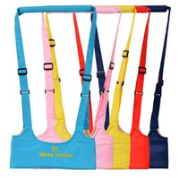 Wholesale 5 Color Baby Walking Assistant Toddler leash backpack Child Baby Woker Safety Reins Harness walker Wings