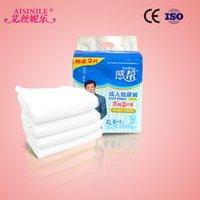 Wholesale D anti leakage guard Adult diaper adult diapers lalla female adult diaper pants pads L pieces