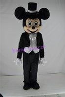 Los más populares de la boda de Halloween de Navidad de Mickey y Minnie Mouse trajes para Halloween fuentes del partido adulto de la mascota del tamaño envío libre