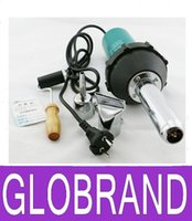 Wholesale New Hot Air Gun1080W Plastic Welder Welding Heat Gun Hot Air Gas GLO62