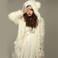 bear ear hoodie men - 2015 Autumn Winter Top Quality Hoody Women New Korean Style Teddy Bear Rabbit Ears Sweatshirt Hooded Hoodies