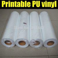 Wholesale 50CMX25M Roll High Quality printable Heat Transfer Vinyl digital printable PU transfer film with
