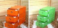 Wholesale 20pcs Transparent Foldable Storage Box Plastic Clear Shoes Storage Box Drawer Type Thickening Transparent Shoe Box Debris Box