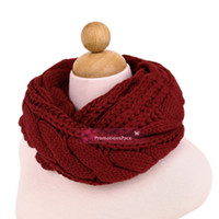 Wholesale Warm Promotional Cheap Fast Delivery Top Selling Wool Scarf Scarves Burgunday Fashion Accessories Scarf For Winter Girls Accessories Scarve