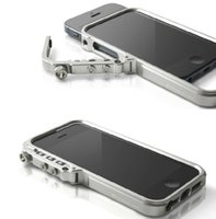 aluminium rope - Kaneng Shock proof aluminium Metal protective cases with rope for iphone S plus SE S Mate OPP PACKAGE