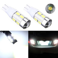 big car bulbs - Big Promotion T12 W16W SMD Led CREE High Power White Projector Len Car Auto Tail Brake Parking Lights Lamp Bulb DC12V
