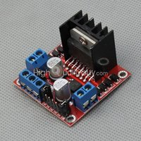 Wholesale Hot L298N DC Stepper Dual H Bridge Module Motor Drive Controller Board For Arduino