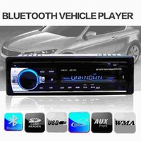 12V auto music player - High Quality Car Radio Bluetooth Stereo Head Unit Music Player MP3 USB SD AUX IN FM In dash IPod For phone V Car Audio Auto