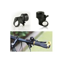 Wholesale 1 pc Classic black Metal Ring Handlebar Bell Sound for Bike Bicycle