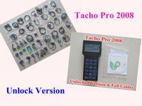 Wholesale Super TACHO PRO Mileage Correction Tool Unlock Version Odometer Correction tool Universal Dash Programmer Tacho pro