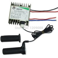 Wholesale 24 V W Motor Brush Controller for Electric Bike Bicycle Scooter