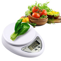 Wholesale Brand New Digital Kitchen Food Diet Postal LED Electronic Weight Balance Scale Kg g White