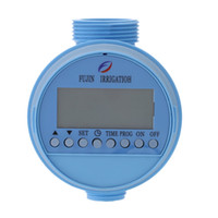 Wholesale Excellent Quality Home Electronic Garden Water Timer Irrigation Controller Digital Intelligent Watering System LCD Display