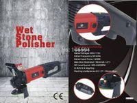Wholesale Stone wet Marble water mill machine high quality W stone polishing machine grinding sanding machine