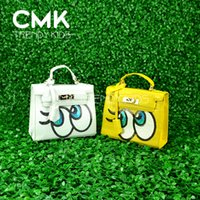 sequence - CMK KB115 New Arrival Candy Color Girls Small Sequence Eye Handbags Teens Crocdile Shoulder Bag Kids Children Bags Kid Handbags