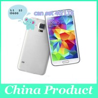 4g - 1 quot I9600 S5 cellphone M G can show G G dual core MTK6572 G GPS wifi G LTE not true