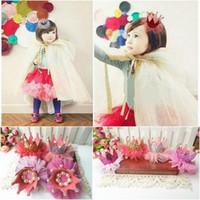 Wholesale Birthday Party Decoration Headwear Baby Girls Princess Hairgrips Kids Birthday Hairpin Hair Crown Clip Accessories