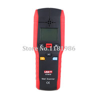 accurate diagnostic - UNI T UT387B Multifunctional Handheld Wall Metal Wood Detector AC Cable Finder Scanner Accurate Wall Diagnostic Tool