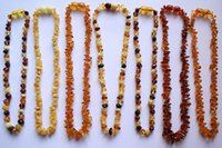 baltic amber teething necklace - Certified natural baltic amber baby teething necklace for infant child mixed color Anti Flammatory Drooling Teething Pain