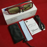 active focus - New High Quality Hz Technology Focus D DLP Link Projector Active Shutter Glasses for Sharp Acer BenQ Dell ViewSonic
