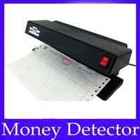Wholesale professional currency detector with uv lamp TK