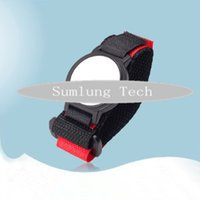 Wholesale pieces LF KHz ABS Nylon Waterproof Rfid Smart Wristband for TK4100 for Events Theme Park Concert Gym