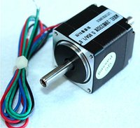 Wholesale M061 HB3302K Hollow double shaft Stepper motor NEMA11 Hybird phase wire