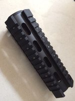 Wholesale Promotion Inch Tactical Hunting Shooting AR M4 Rifle Carbine Weaver Picatinny Quad Rail Handguard