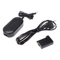Wholesale Cameras Photo Camera Accessories Camera Power Adapters V Power Adapter with DC Coupler Cable Kit