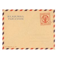 Wholesale New Mini Retro Vintage Kraft Paper Classical Famous Europe Style Poster Memory Postcard Letter quot x2 quot
