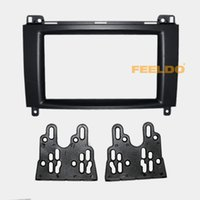 Wholesale Car DVD CD Radio Stereo Fascia Panel Frame Adaptor Fitting Kit For Mercedes Benz B200 long life time