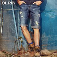 Cheap denim pants Best length pants