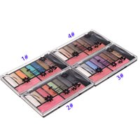makeup - Qianyu Color Makeup Palette Eye Shadow Blusher Eyeshadow Beauty Makeup Set