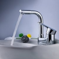 Cheap Free ship! Two-hole water tap Washbasin mixer hot and cold water bathroom faucet