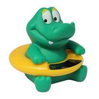 bath tub designer - TS Designer Cute Cartoon Crocodile Baby Infant Bath Tub Thermometer Water Temperature Tester Toy ST