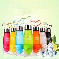 Wholesale High Quality warter bottles new design fashion lemon drinkware fruit juice cup popular lemon water bottle cup