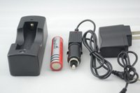 Wholesale Drop shipping New Battery Charger Li Ion V V SCE car charger direct charger Rechargeable battery