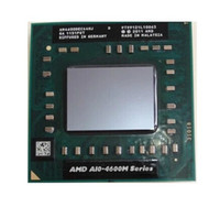 Wholesale AMD Quad Core A10 M Ghz Socket FS1 A10 M AM4600DEC44HJ A10 Series notebook CPU PROCESSOR