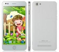 goophone i5s - Android metal body Goophone i5S Dual Core MTK6572 goophone i5s Quad Core MTK6582 GPS WiFi G WCDMA Single Nano Card MP