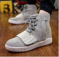 Cheap Yeezy 750 Yeezy750 Mens Shoes Boost Classic Shoes Low Kanye West Athletic Boots Ankle Boots Low cut Shoes Sports running shoes 39-44