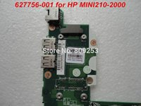 Wholesale for HP mini210 laptop motherboard N455 DDR3 Fully tested