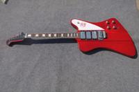 Wholesale beautiful and wonderful firebird guitar High Quality you can custom made chinese custom shop electric guitar