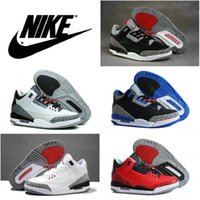Wholesale New Arrival Top Quality Nike dan III Basketball Shoes For Men Fashionable Retro Sports Sneakers Size Eur41