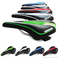 Wholesale New Road Mountain MTB Gel Comfort Saddle Bike Bicycle Cycling Seat Cushion Pad Cover