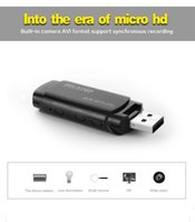 Cheap New U838 Mini USB Disk HD DVR Camera Motion Detector Camcorder Video Recorder 1080P voice recorder digital cam with IR night vision