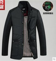 Cheap Men monclear men Best Stand Collar Long down jacket