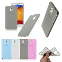 Cheap S 2015 Hot New Design Thin TPU silicone Case Cover For Samsung Galaxy Note 3 III N9000