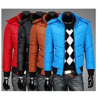 new design men jacket - 2013 New Arrival Men Fashion Winter Coat Outwear Detachable hoodie design Coat Jacket MWM175